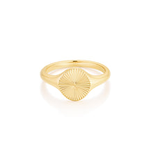 Load image into Gallery viewer, gold stacking ring