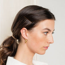Load image into Gallery viewer, Amie Hoop Earrings