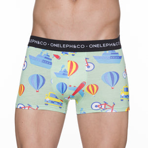 Travel Men's Designer Trunks
