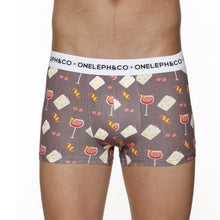 Load image into Gallery viewer, Manhattan Men's Printed Underwear