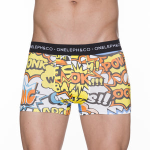 Pop-Up Men's Printed Trunks Pack of 3