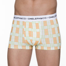 Load image into Gallery viewer, Checkered Men's Printed Trunks Pack of 3
