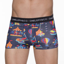Load image into Gallery viewer, Fiesta Men's Printed Underwear Trunks