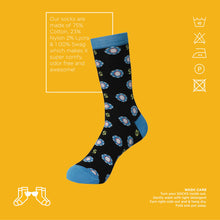 Load image into Gallery viewer, CASINO Men's Calf Length Socks Pack of 3