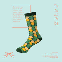 Load image into Gallery viewer, POLKA DOTS Men's Calf Length Socks Pack of 3