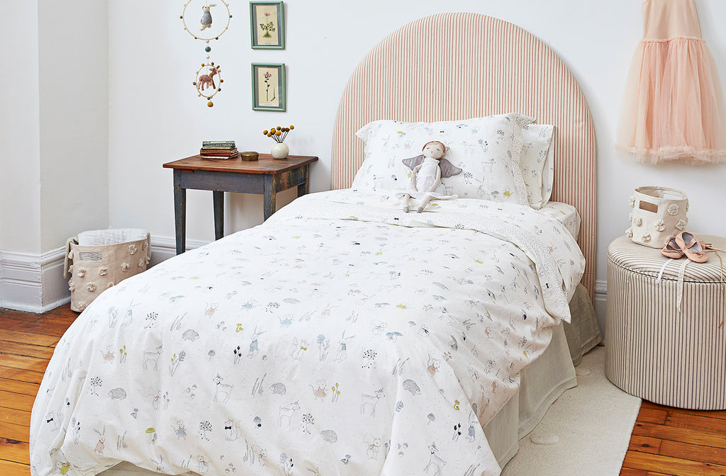 Magical Forest Kids Bedding