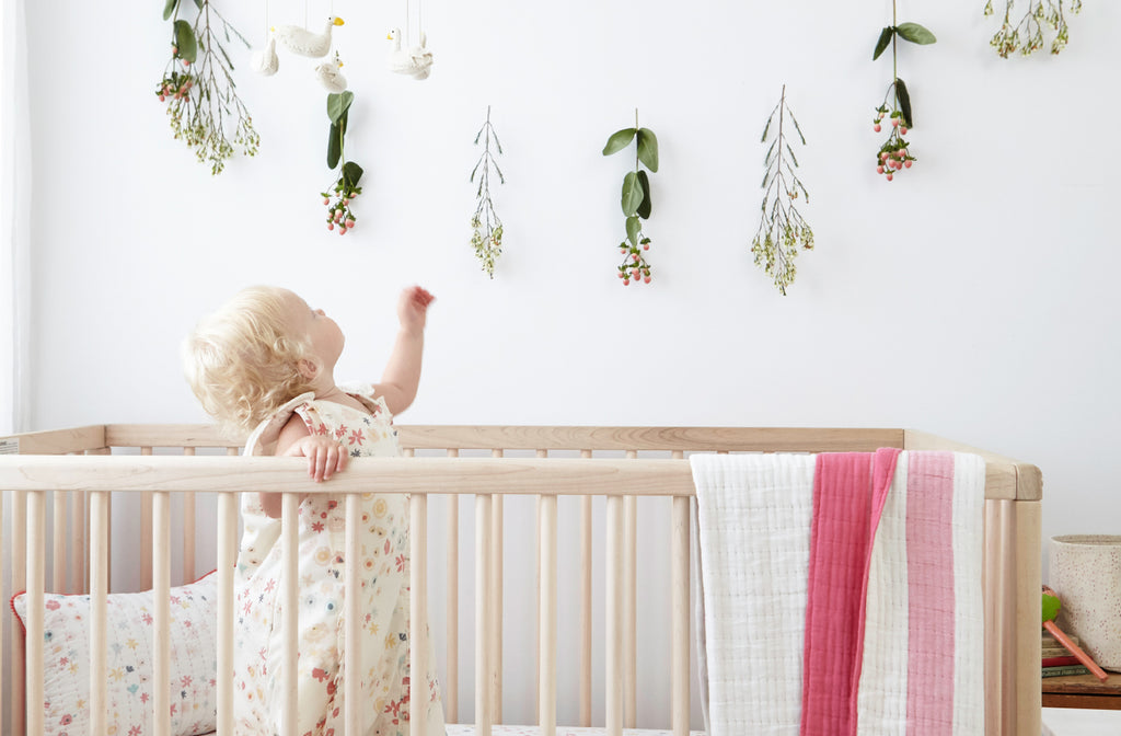 Meadow Nursery Decor