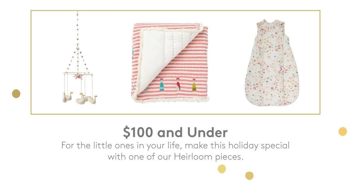 Baby & Toddler Gifts under $100