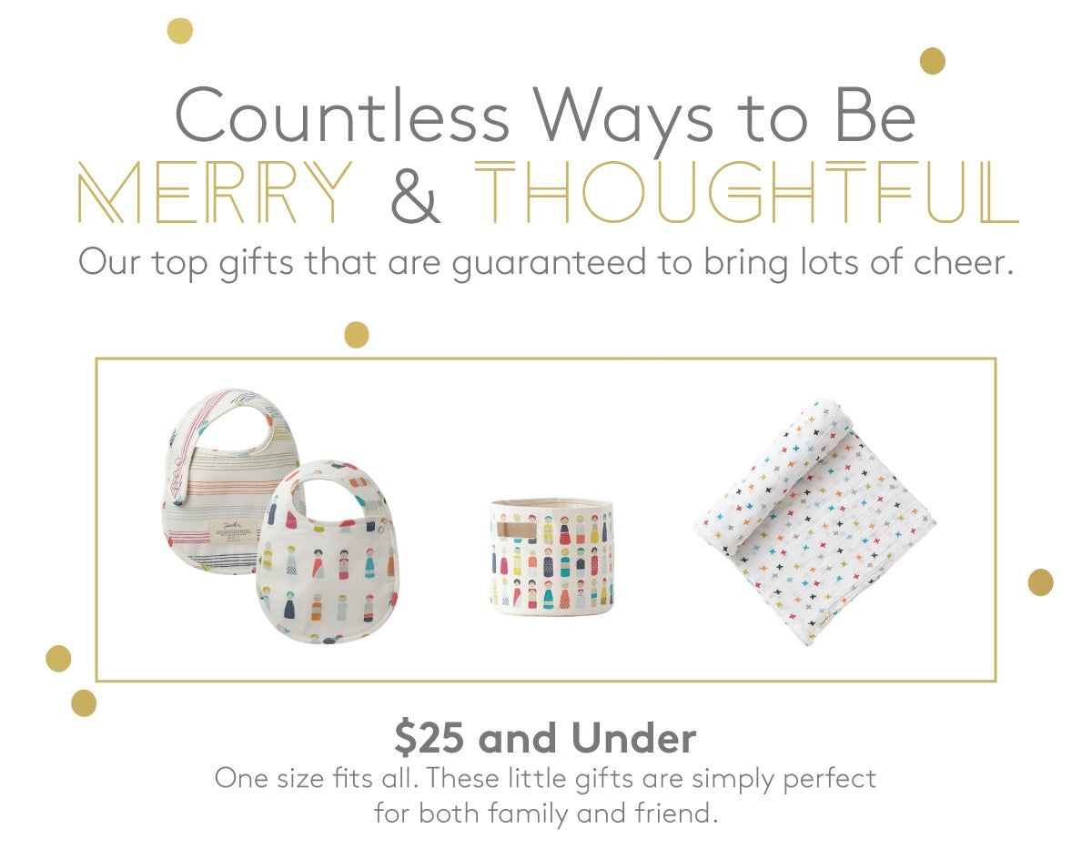 Baby & Children Gifts under $25