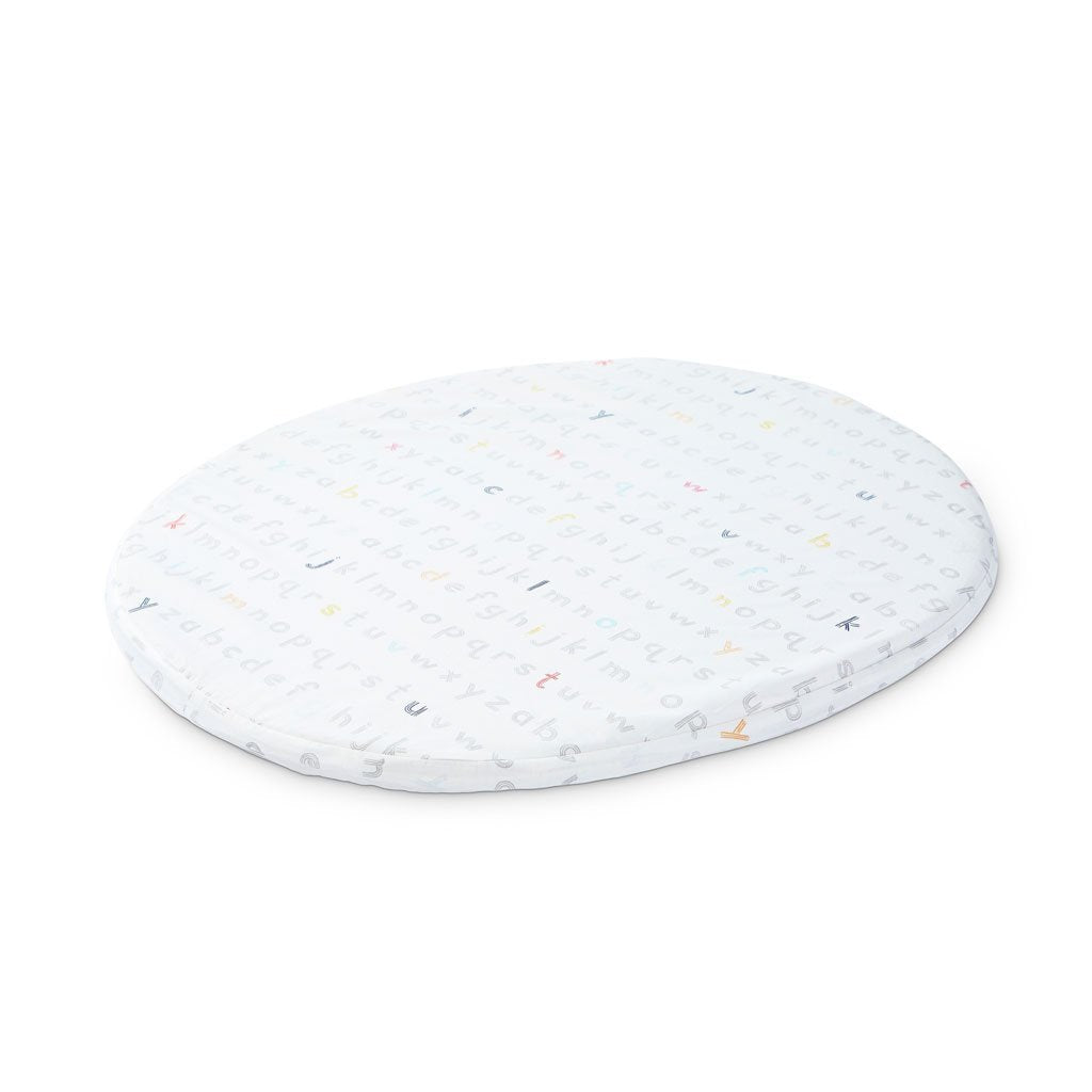 Alphabet Fitted Sheet <br><sup>Pehr exclusively for Stokke®</sup>