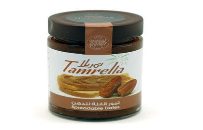 Liwa Dates Tamrella Spread 400Gm