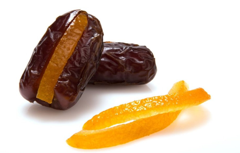 Liwa Dates With Orange Peels 180G