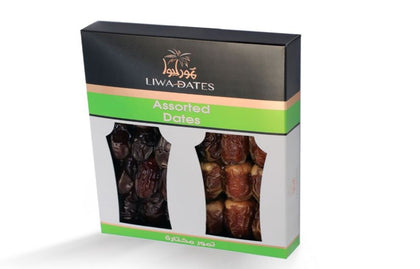 Liwa Assorted Dates 360G