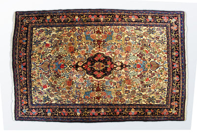 Bidjar 145×223 Cm - Wool Persian Carpet