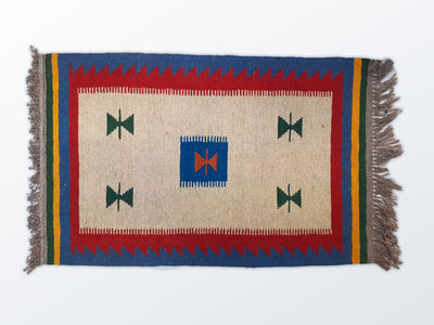 Mat Kilim 63×98 cm - Wool Persian Carpet