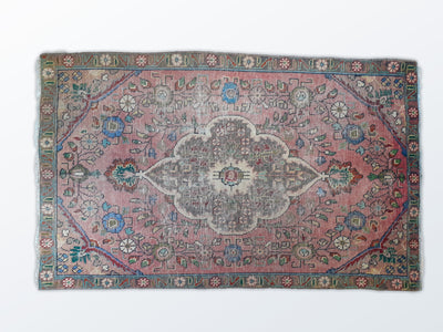 Tabriz Vintage Zaronim 90×149 cm - Wool Persian Carpet