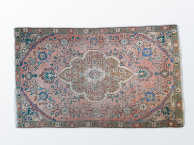 Tabriz Vintage Zaronim 92×147 cm - Wool Persian Carpet