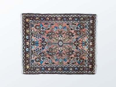 Tabriz Mat Vintage 65×78 cm - Wool Persian Carpet