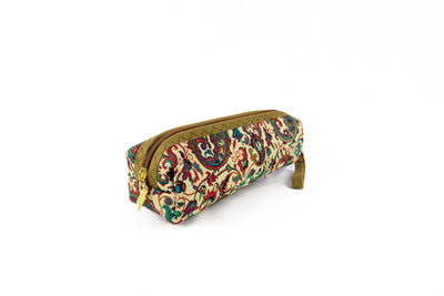 Viscose Pencilcase - Wool Persian Carpet