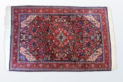 Malaayer 131×201 Cm - Wool Persian Carpet