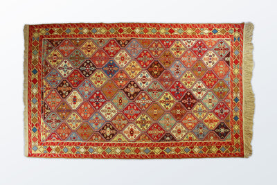 Varni Needle texture 123×196 Cm - Wool Persian Carpet