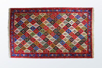 Varni Needle texture 121×198 Cm - Wool Persian Carpet