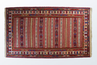 Varni Needle texture 125×223 Cm - Wool Persian Carpet