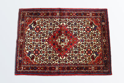 Farahan Zaronim 108×150 cm - Wool Persian Carpet