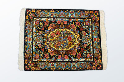 Bidjar Zarocharak 90×110 cm - Wool Persian Carpet
