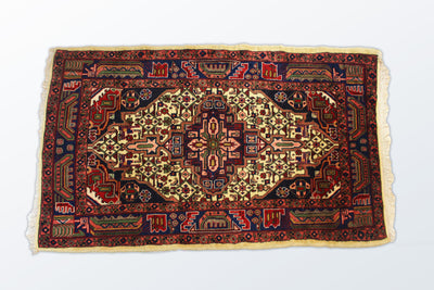Songhor Zaronim 103×172 cm - Wool Persian Carpet