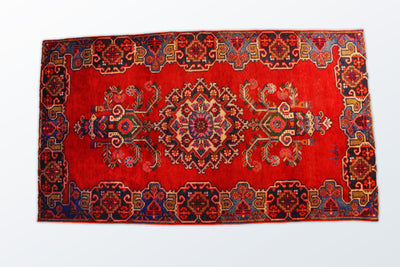 Balouch Vintage 122×215 cm - Wool Persian Carpet