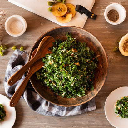 Meadow Lark Kale Salad