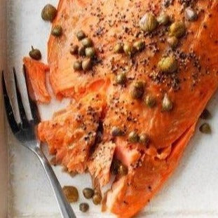 Frozen Smoked Salmon