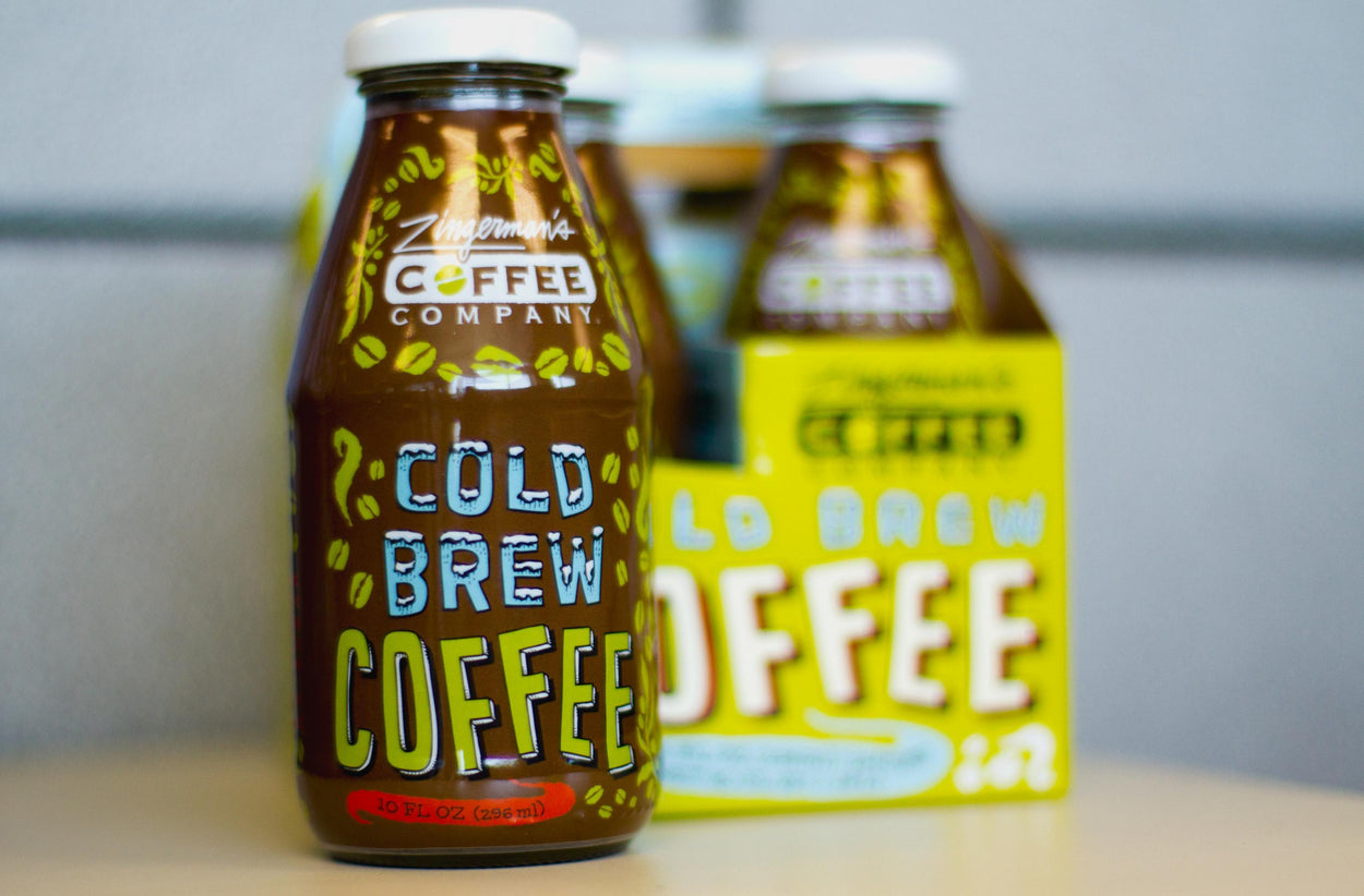 Zingerman's Coffee Company Beans & Cold Brew