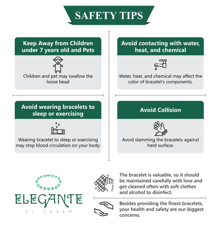Elegante Safety Tips