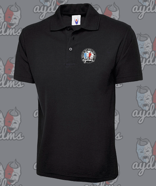 AYDMS SENIOR SECTION UC101/3 Classic Poloshirt
