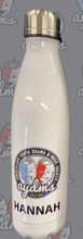 Load image into Gallery viewer, AYDMS - 600ml stainless steel - Silver or White water bottle