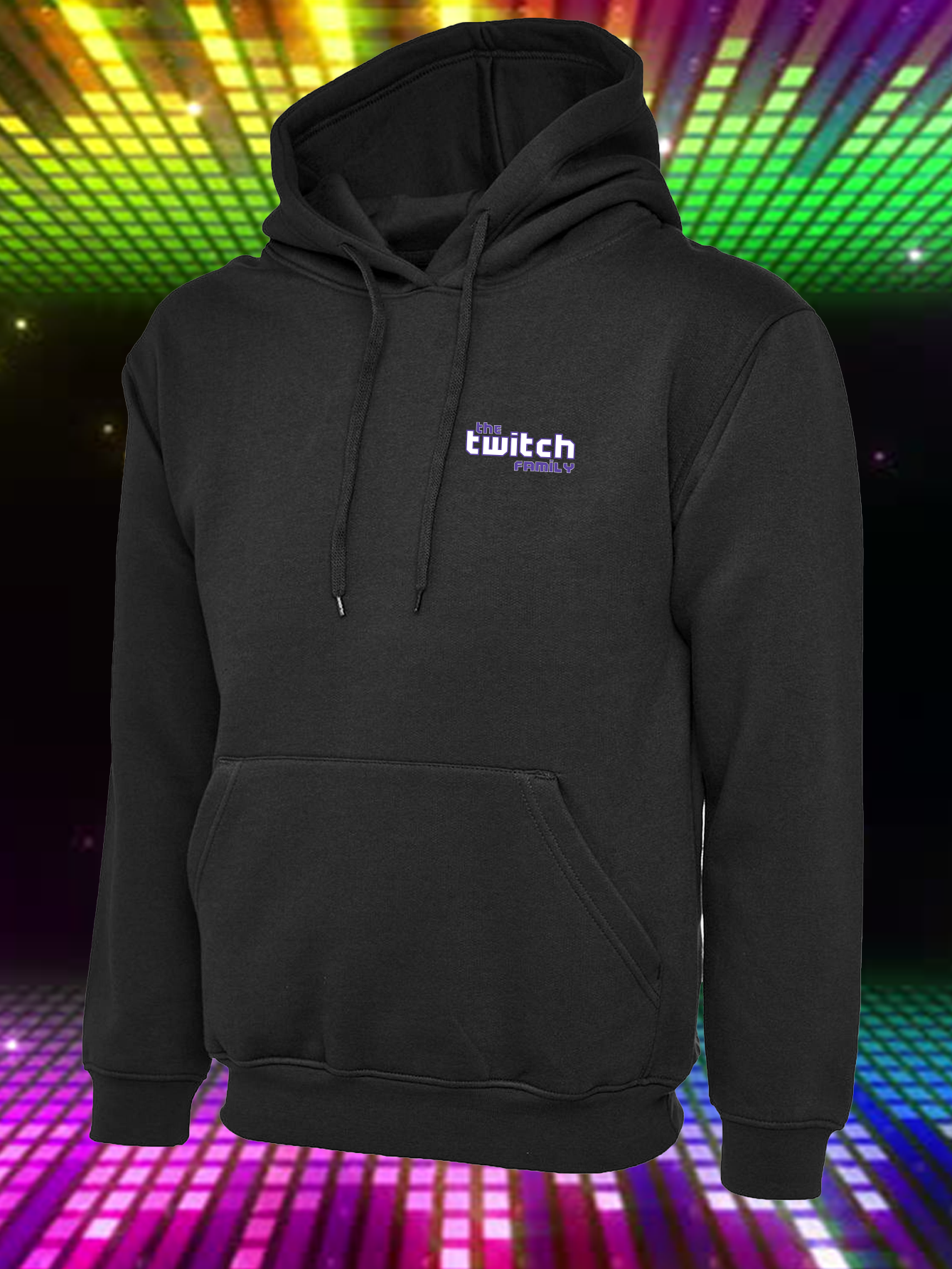 Twitch Family Hoodie #2