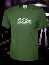 Load image into Gallery viewer, DJ DESI - IBIZA T-SHIRT