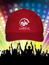 Load image into Gallery viewer, NJB EVENTS BASEBALL CAP