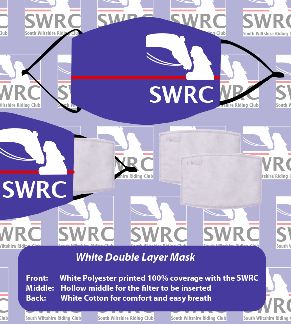 SWRC Personalised Face Mask & Filters