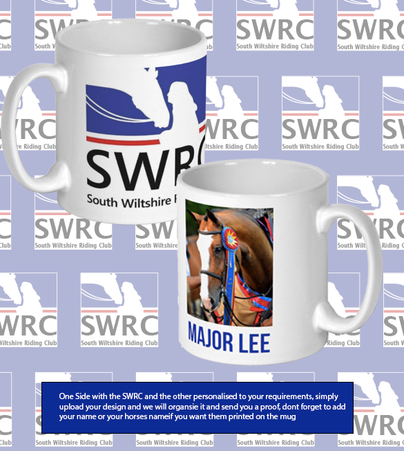 SWRC Personalised Mug with your Design