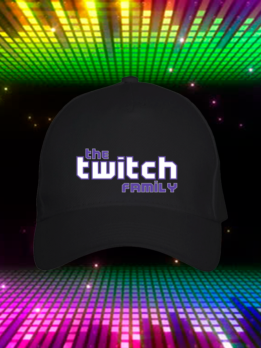 Twitch Family Baseball Cap