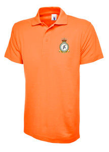 TCW CREST Embroidered Polo Shirt - The Forces Shop