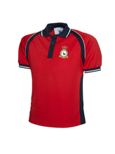 Load image into Gallery viewer, 90SU CREST Embroidered Tripple Colour Polo Shirt - The Forces Shop