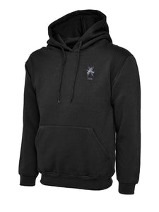 TCW ROCK DOVE EMBROIDERED HOODIE - The Forces Shop