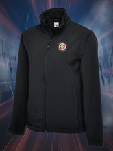 Load image into Gallery viewer, Edge Dancers - Classic Soft Shell Jacket - Embroidered Front ONLY