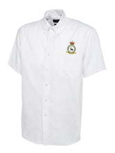 Load image into Gallery viewer, 90su Mens Pinpoint Oxford Half Sleeve Shirt