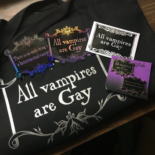 THE ULTIMATE GAYEST VAMPIRE Limited Edition Bundle
