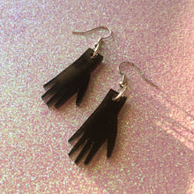 Load image into Gallery viewer, Smokey Hands Earrings